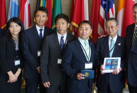 Sendai Vice Mayoral Delegation Visits Dallas