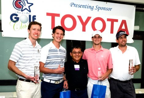 American Airlines Team Wins 4th Sun & Star Golf Classic