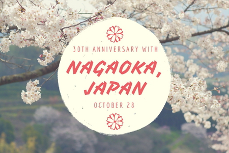 Nagaoka 30th Anniversary Dinner