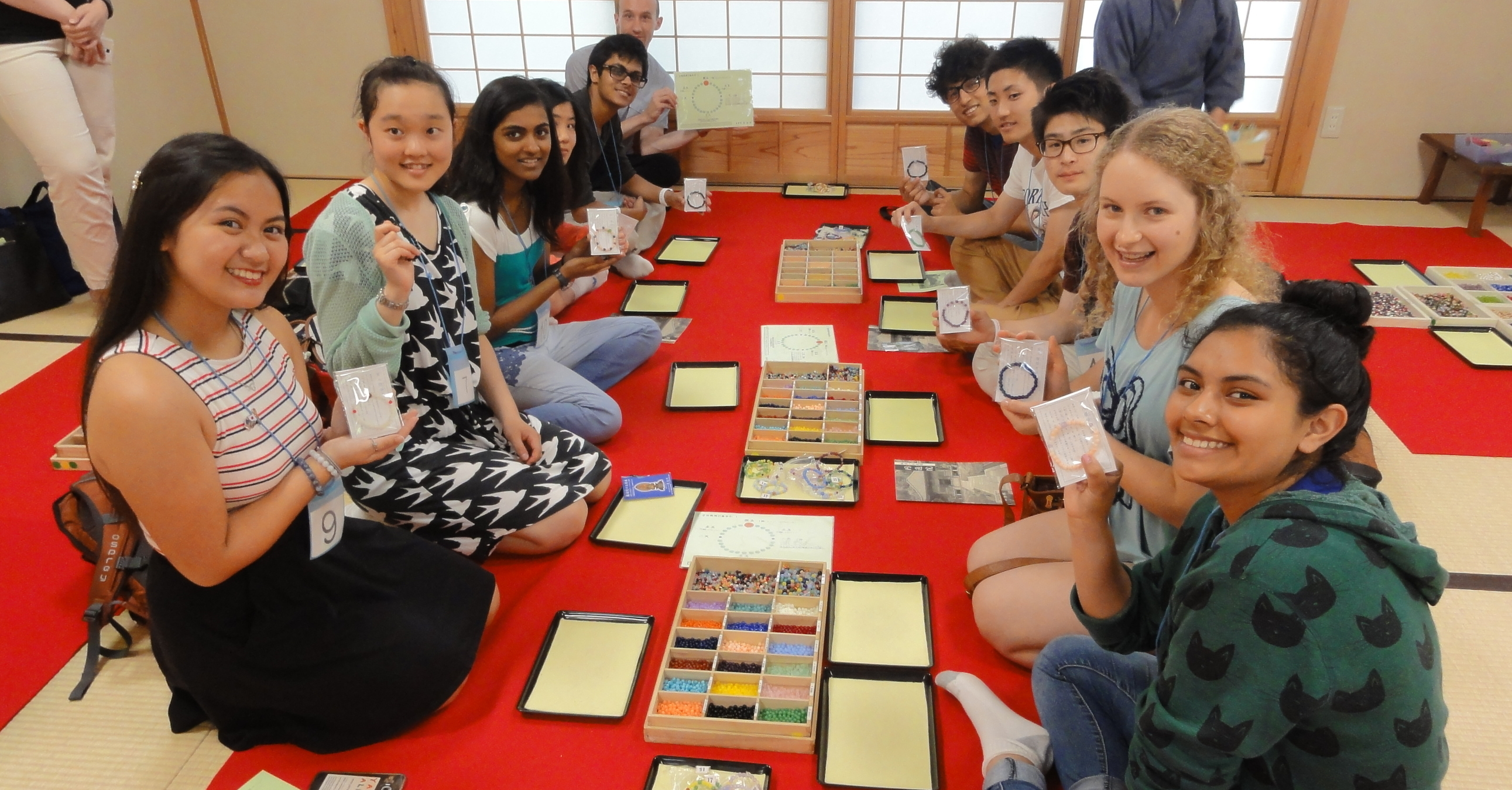 Young Ambassadors Program: TRAVEL TO SENDAI