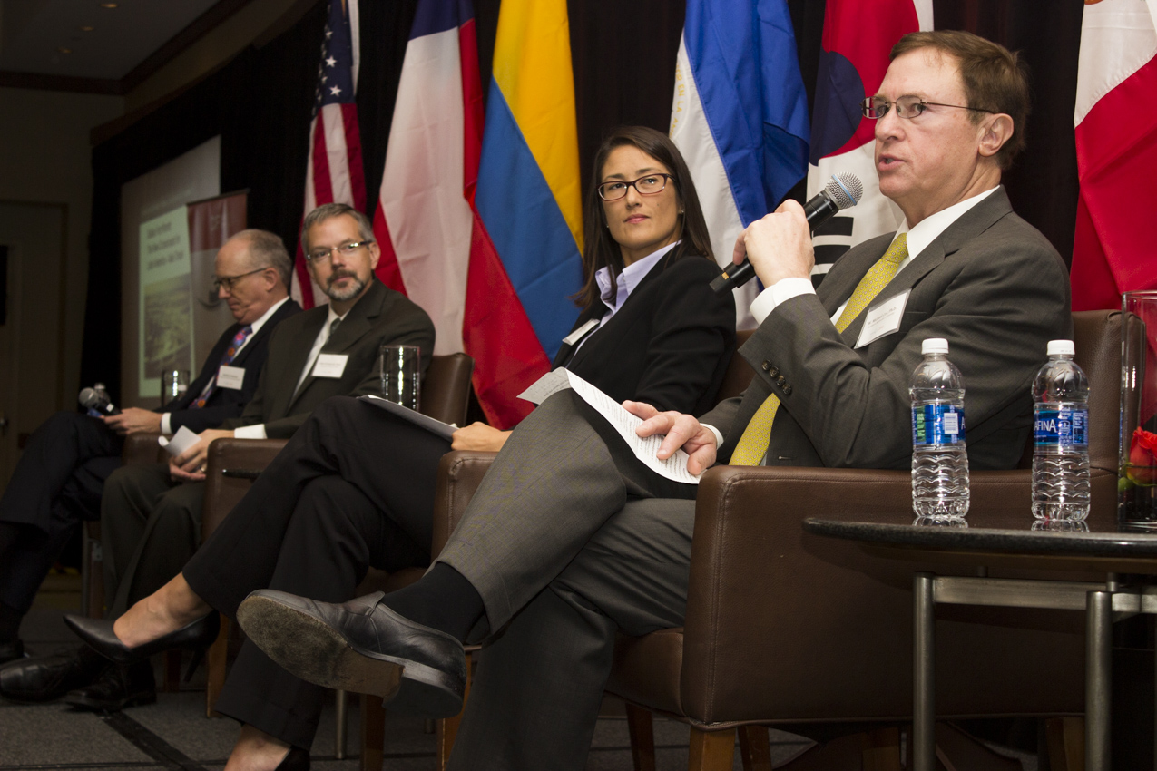 Dallas Fort Worth: Bridging Latin America-Asia Trade
