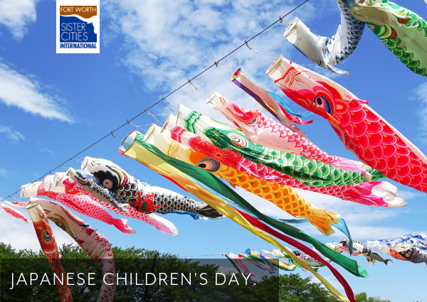 Fort Worth Sister Cities International | Japanese Children's Day