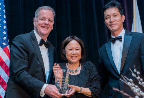 JASDFW Celebrates Largest-ever Sun & Star Legacy Award Dinner