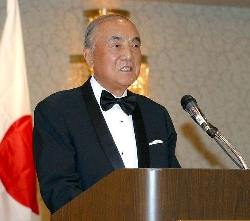 In Memoriam: Prime Minister Yasuhiro Nakasone
