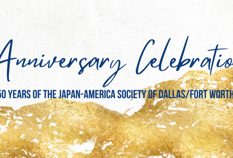 JASDFW Celebrates its Golden Anniversary with Special Online Program